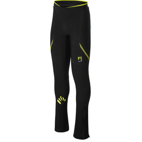 Karpos Alagna Evo Pantalon Homme, black/asphalt/yellow fluo